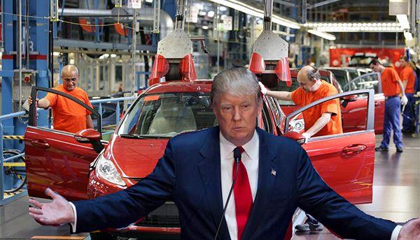 États-Unis: Ford renonce à une usine au Mexique