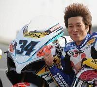 Superbike: Clavicule cassée pour Kagayama