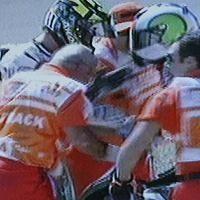 GP125 - San Marin: Iannone à l'amende