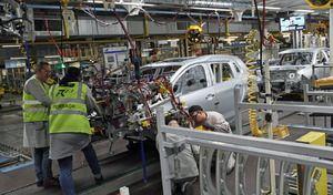 PSA/Stellantis baisse la production de son usine de Mulhouse