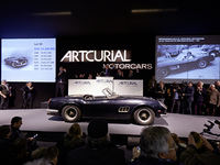 16.3 millions d'euros pour la Ferrari 250 GTB SWB California  ex-Alain Delon