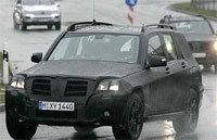 Futur Mercedes GLK officialisé