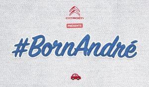 Citroën cherche bébé André, né le 4 juin 2019