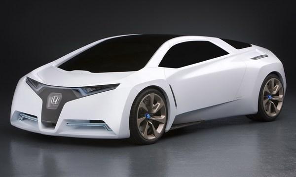 Los Angeles 2008 : Honda FC Sport Fuel-Cell Design Study