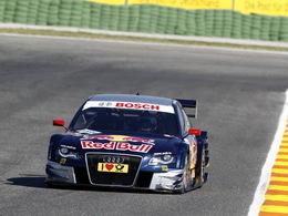 DTM-Valence: Ekstrom décroche la pole.