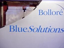 Voitures électriques: le projet Bolloré reconnu de dimension nationale