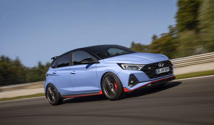 Hyundai: l'i20 N sera vendue en France