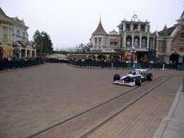 Grand Prix de France F1 2010 : Mickey et Lagardère jettent l'éponge