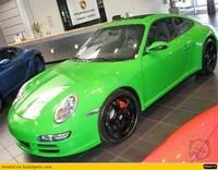 Des Porsche hautes en couleurs !