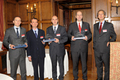 Citroën C5, Mercedes C break et Ford Galaxy élus Taxis de l'année