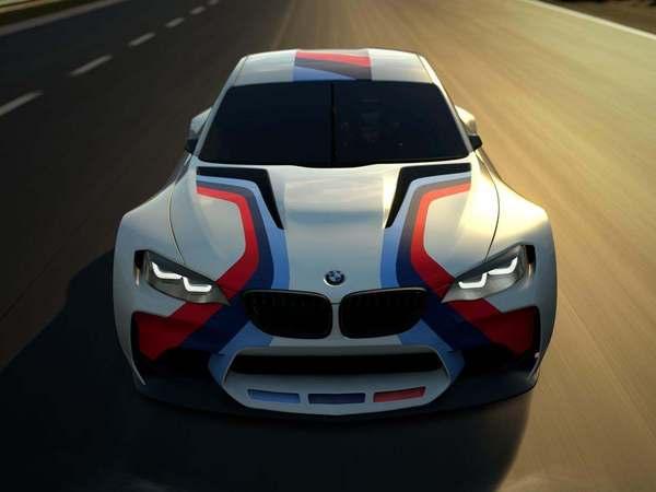 La BMW M2 comporte des éléments de design du concept BMW Vision Gran Turismo