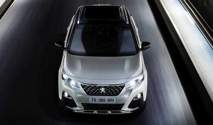 Peugeot: un SUV coupé dans les cartons