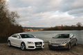 Comparatif Audi A5 3.0 TDI / Renault Laguna Coupé 3.0 dCi: une question de légitimité