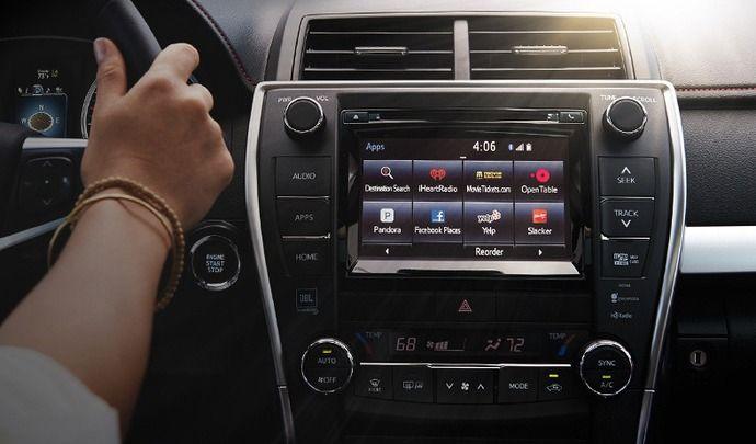 Consortium avec Toyota pour les applications — Ford