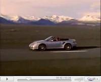 La vidéo du jour : Porsche 997 Turbo Cabriolet