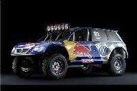 Salon de Los Angeles: Volkswagen Touareg Trophy Truck