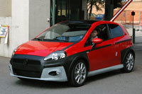 Abarth Grande Punto en test