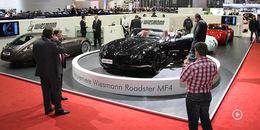 Salon de Genève: Wiesmann GT MF4-S