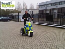 Un nouveau tricycle 100 % électrique en France :  le T3i motion