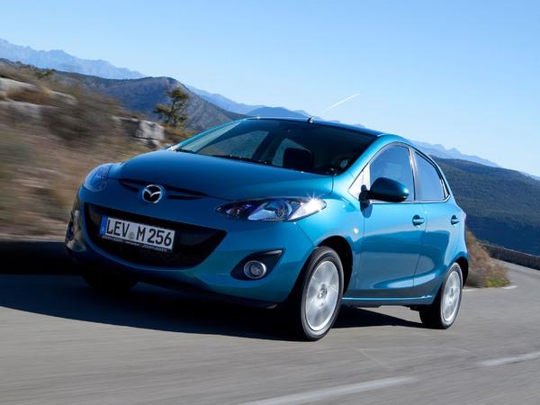 Mazda2 AO: une nouvelle série spéciale à 14800 €