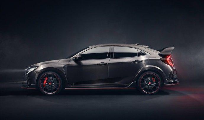 La prochaine Honda Civic Type R avec la boîte automatique CVT