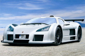 Gumpert Apollo : quelques modifications pour 2010