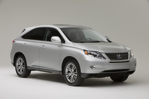 los angeles 2008 nouveaux lexus rx 350 et 450h a fait beaucoup de x. Black Bedroom Furniture Sets. Home Design Ideas