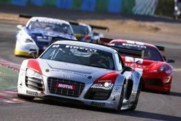 GT FFSA: Ayari et Hernandez découvrent leur Audi R8