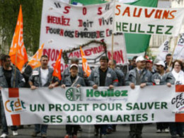 Heuliez : un repreneur français en lice