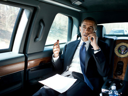 Obama : tous les véhicules officiels devront être propres d'ici 2015
