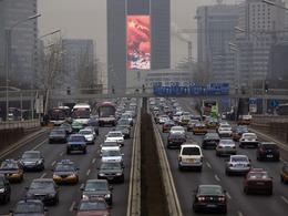Pékin a fermé des aéroports et des autoroutes pour réduire la pollution
