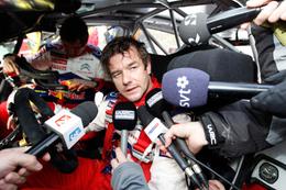 """Sébastien Loeb sature : """"je ne suis pas un robot"""""""