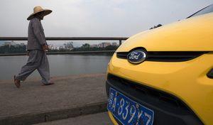 Ford rappelle un demi-million de véhicules en Chine