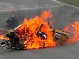 Lamborghini Super Trofeo à Brno : Giorgio Bartocci n'est pas mort