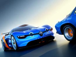 Pas de Mondial de Paris pour la Renault Alpine A110-50