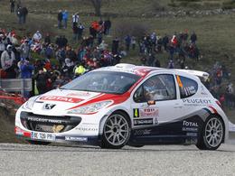 Peugeot vise la victoire au Tour de Corse
