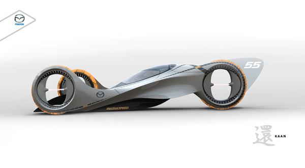 L.A Design Challenge : Mazda Kaan Concept vainqueur