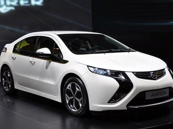 Chevrolet Volt / Opel Ampera : bientôt aussi sous la marque Buick