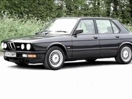 Chris Harris nous parle de sa BMW M5