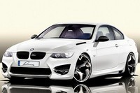 BMW M3 E92 by Lumma Design