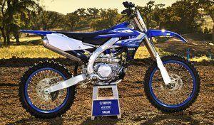 Nouveauté 2020 : peau neuve pour la Yamaha YZ450F