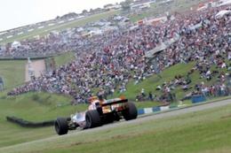F1 : le dévoilement du projet Donington 2010 repoussé