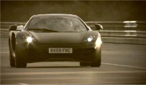 [Vidéo] McLaren XP8 & XP10 : la MP4-12C poursuit son développement
