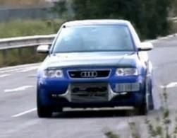 Vidéo : Une Audi S3 de 800 chevaux qui arrache le bitume
