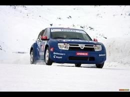 [exclu vidéo] en piste avec Alain Prost dans le Dacia Duster Trophée Andros