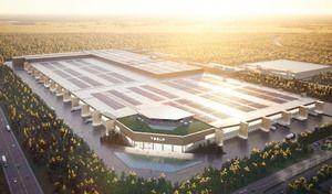 Tesla aurait droit à un milliard d'euros d'aides pour la Gigafactory berlinoise