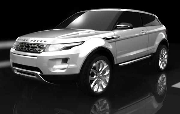 Land Rover LRX : présentation à Paris cette année
