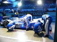 Le Mans 2007 : quelle ambiance au coeur d'une écurie ?