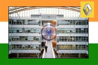 Renault va créer un Technocentre en Inde.