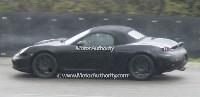Un Porsche Boxster Speedster en préparation?